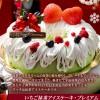 絶対美味しい! 京都宇治の老舗のお茶屋伊藤久右衛門「いとうきゅうえもん」の抹茶アイスのクリスマスケーキ☆☆☆
