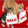 【犬・猫のペピイ】最大81%OFF!!あったかウェアやベッド、雑貨が大集合!『ペピイウィンターセール』開催中!