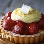 チーズケーキのLeTAO【ルタオ】  新作スイーツ  ストロベリーフラワー ~フランボワーズ~!!!