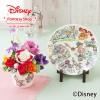 ディズニー プリザーブドセット「ふしぎの国のアリスの陶時計」 母の日 お誕生日 記念日 ギフト プレゼント にいかがでしょうか?