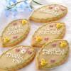新生活のお祝い・お礼に プチギフト メッセージクッキー☆ アンデルセン