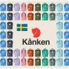 FJALLRAVEN(フェールラーベン) 軽くて丈夫な2WAYカンケンバッグ。ウェーデン語で「持ち運ぶ」という意味からカンケン☆