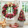 日比谷花壇のフラワーギフト 素敵フラワーと美味しいスイーツのセットも盛だくさん♪ クリスマスギフト☆